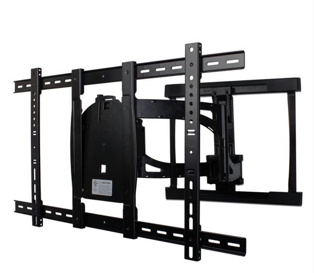 SnapAV Strong™ Razor Series Articulating Mount-Black-SM-RAZOR-ART2-XL