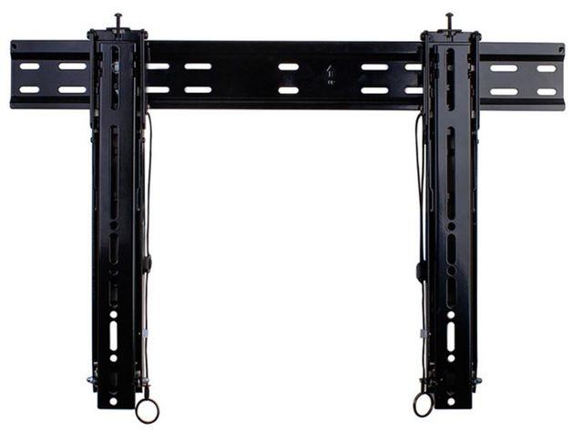 SnapAV Strong™ Large Razor Tilt Mount-Black-SM-RAZOR-T-L