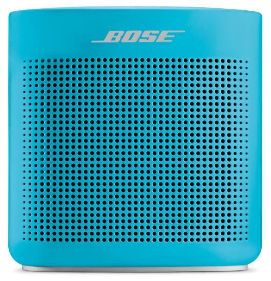 Bose® SoundLink® Color Bluetooth® Speaker II-Aquatic Blue-SoundLink Color Bluetooth Speaker II-Blue