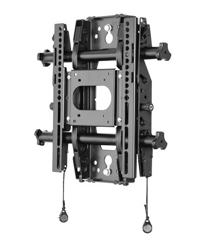 Chief® Black Manufacturing Small Tilt Wall Mount Single Stud-STMS1U