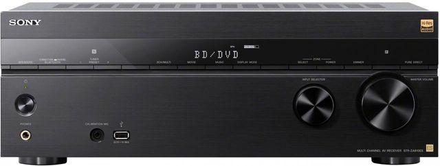 Sony® 7.2 Channel Hi-Res Wi-Fi Network AV Receiver-STRZA810ES