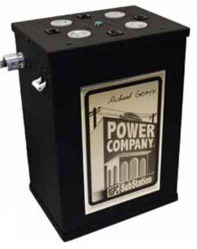 Richard Gray's Power Company AC Power Purification-Substation