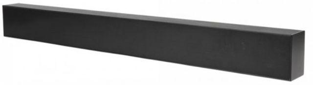 SunBriteTV® Black 2 Channel All-Weather Passive Soundbar Speaker-SB-AW-SNDBR-M-B