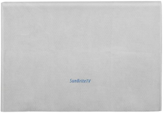 "SunBriteTV® 43"" Premium Dust Cover-SB-DC-VS-43A"