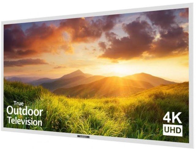 "SunBriteTV® Signature-Series White 65"" LED 4K Ultra HD Outdoor TV-SB-S-65-4K-WH"