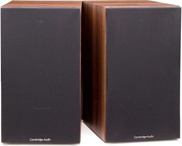 Cambridge Audio Bookshelf Speaker-SX-60-Walnut