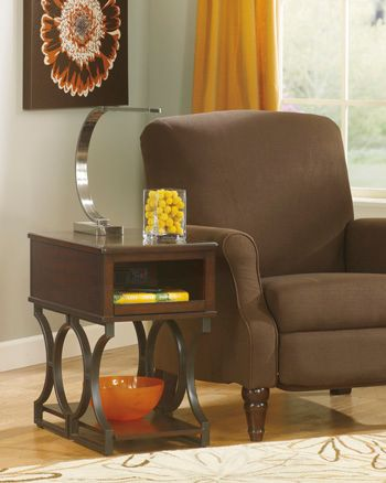 Signature Design by Ashley® Jaysteen Chair Side End Table-T107-668