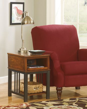 Signature Design by Ashley® Jaysteen Chair Side End Table-T107-699