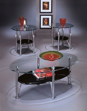 Signature Design by Ashley® Dempsey Occasional Table Set (3/CN)-T141-13