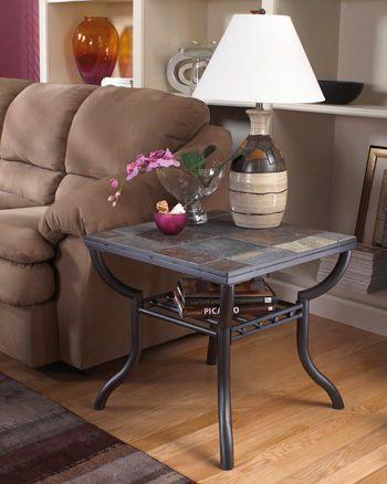 Signature Design by Ashley® Antigo Square End Table-T233-2
