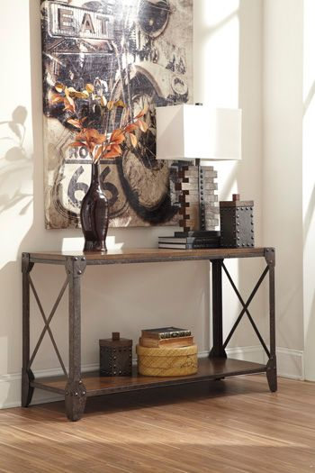 Signature Design by Ashley® Shairmore Sofa Table-T526-4