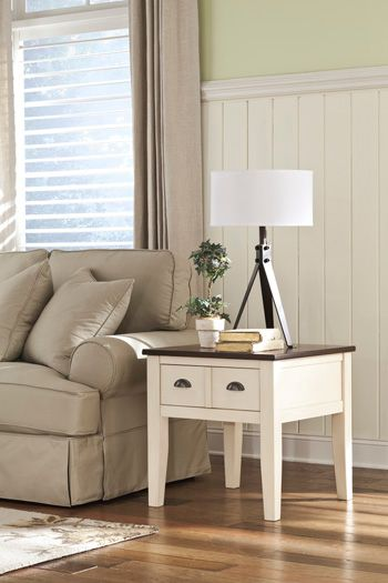 Signature Design by Ashley® Whitesburg Square End Table-T583-2