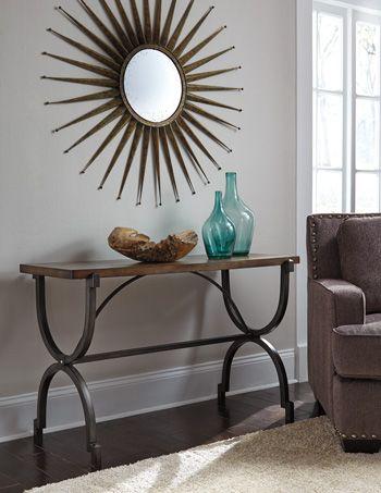 Signature Design by Ashley® Baybrin Sofa Table-T587-4