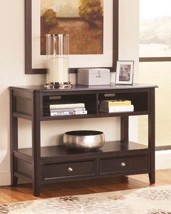 Signature Design by Ashley® Carlyle D Console Sofa Table-T771-4