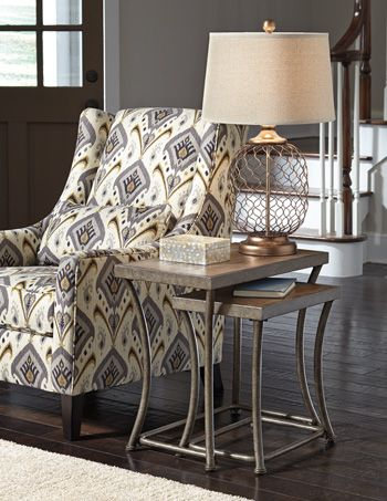 Signature Design by Ashley® Nartina Nesting End Tables (2/CN)-T805-16