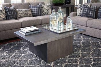Signature Design by Ashley® Lamoille Rectangular Cocktail Table-T850-1