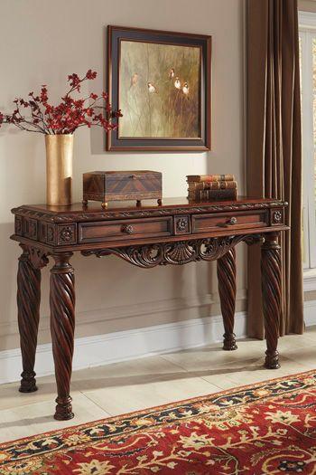 Signature Design by Ashley® North Shore Sofa Table-T963-4