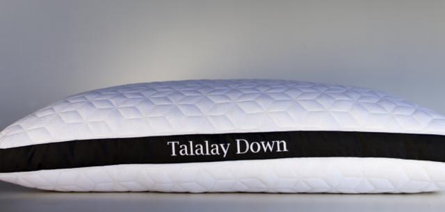 Pure™ TalalayBliss Talalay Down Pillow-Talalay Down