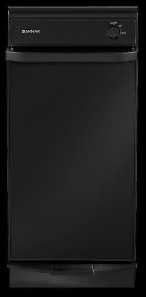 "JennAir® 15"" Compactor / Built-In Under Counter Installation / Black-TC507B"