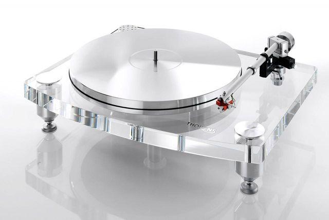 Thorens® Acrylic Series Turntable-TD 2015