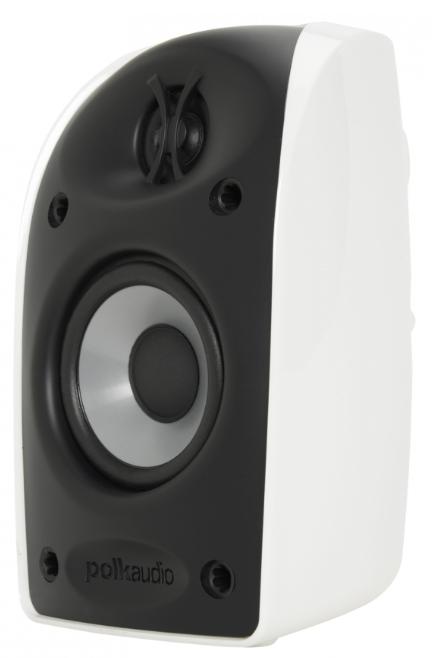 "Polk Audio® Blackstone® TL Series TL1 White 2.5"" Compact Satellite Speaker-AM1338"