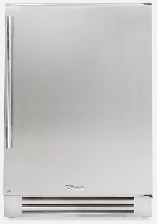 True® 4.2 Cu. Ft. Undercounter Freezer-Stainless Steel-TUF-24-R-SS-B