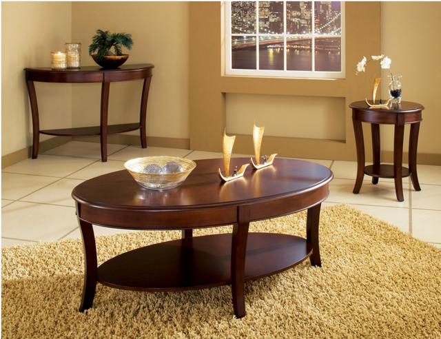 Steve Silver Co. Troy Cocktail Table-TY100S
