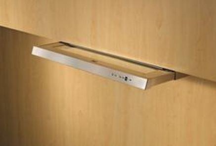 """Best U102I Series 36"""" Built-In Range Hood-Stainless Steel-U10236SBI"""