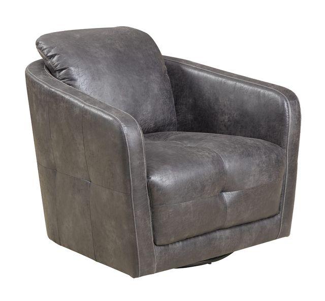 Emerald Home® Blakely Swivel Chair-U3381A-04-33