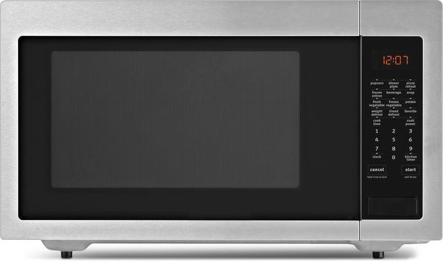 Whirlpool® 2.2 Cu. Ft. Fingerprint Resistant Stainless Steel Countertop Microwave-UMC5225GZ