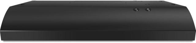 """Amana® 29.94"""" Black Under Cabinet Range Hood-UXT2030ADB"""