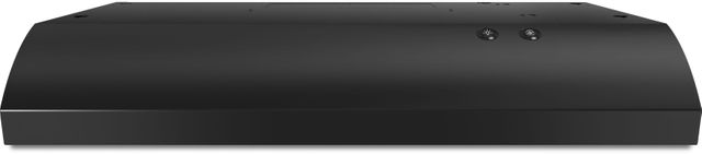 """Amana® 29.94"""" Black Under Cabinet Range Hood-UXT3030ADB"""
