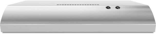 "Amana® 29.94"" Stainless Steel Under Cabinet Range Hood-UXT4030ADS"