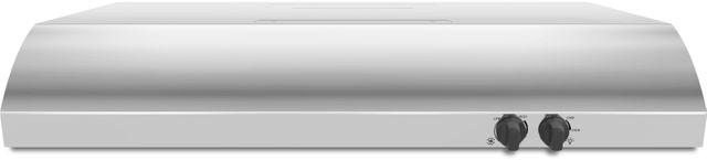 "Amana® 35.94"" Stainless Steel Under Cabinet Range Hood-UXT4236ADS"