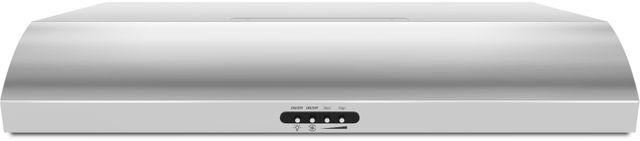 "Amana® 35.94"" Stainless Steel Under Cabinet Range Hood-UXT5236BDS"