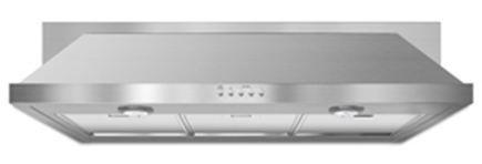 "JennAir® 36"" Convertible Hood-Stainless Steel-UXT5536AAS"