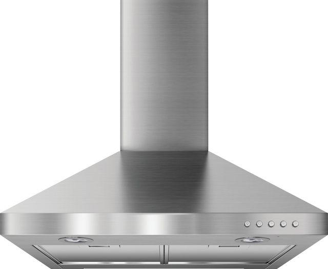 "KitchenAid® 24"" Stainless Steel Wall Mount Canopy Range Hood-UXW7324BSS"
