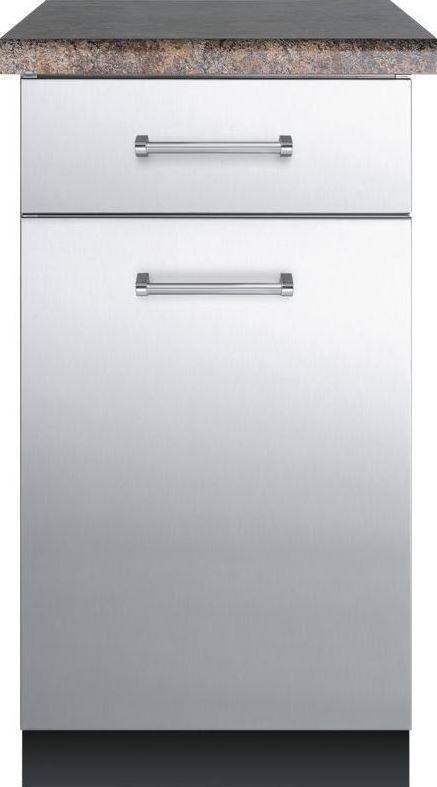 Viking® Base Cabinet-Stainless Steel-VBO1811SS