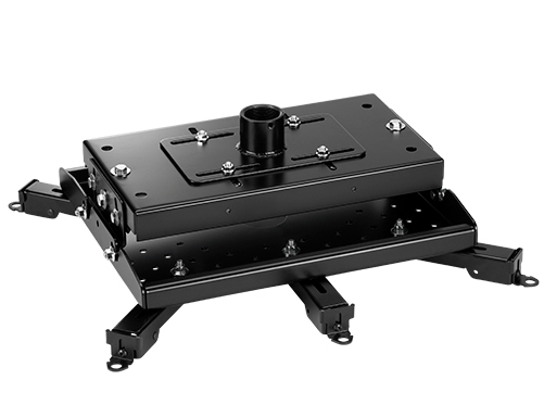 Chief® Black Manufacturing Heavy Duty Universal Projector Mount-VCMU