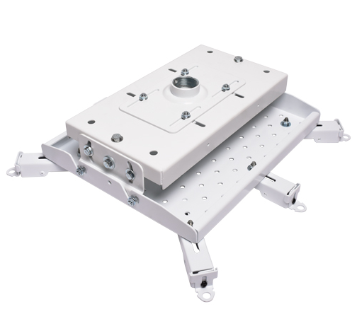 Chief® White Manufacturing Heavy Duty Custom Ceiling Projector Mount-VCMUW