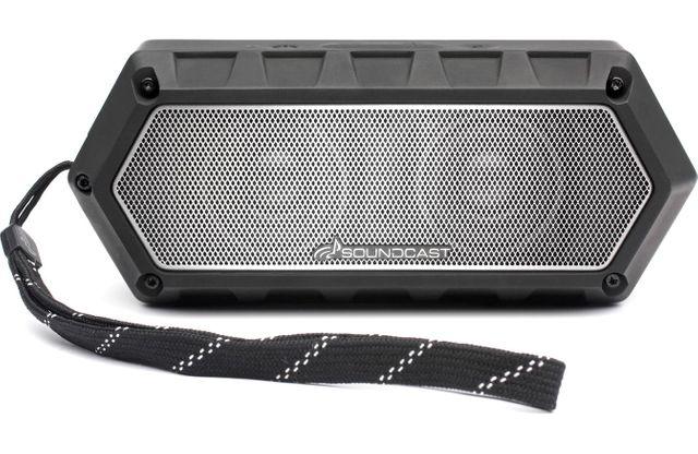 Soundcast® Waterproof Bluetooth Speaker-VG1