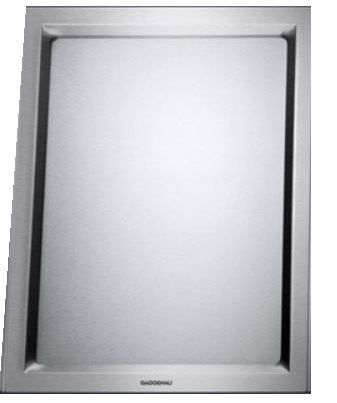 "Gaggenau Vario 15"" Modular Electric Teppan Yaki-Chrome-VP414610"