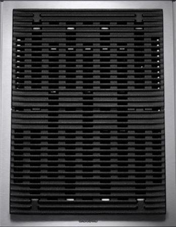 """Gaggenau Vario 15"""" Modular Electric Indoor Barbecue Grill-VR414610"""