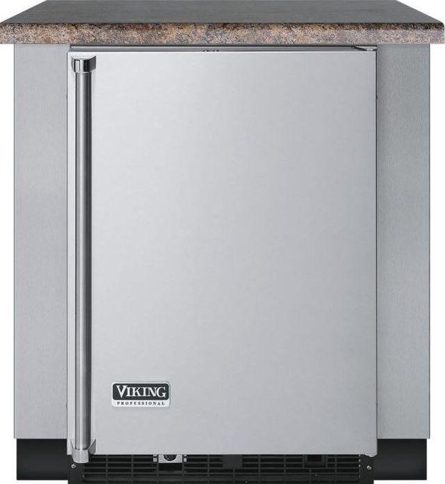 Viking® Under Refrigeration Base-Stainless Steel-VURO3200SS