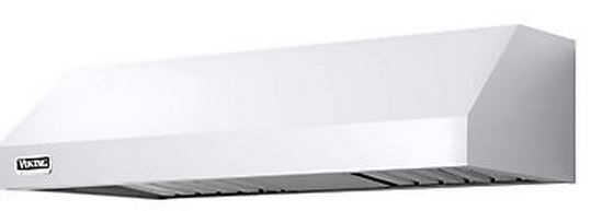 """Viking® Professional Series 36"""" White Wall Ventilation-VWH3610WH"""