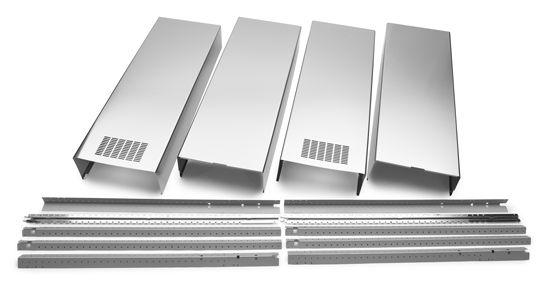 JennAir® Island Hood Chimney Extension Kit-Stainless Steel-W10272072