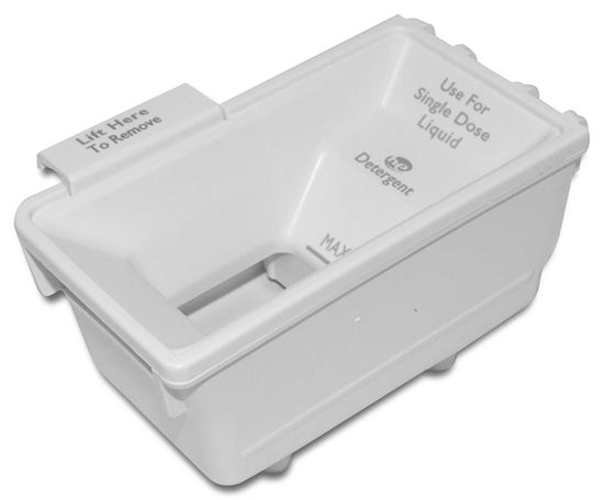 Whirlpool Laundry Extras-Other-W10340677A