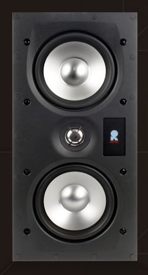 """Revel® Architectural Series 5"""" Specialty In-Wall Loudspeaker-W253L"""
