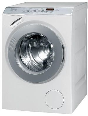 Miele 4.0 Cu. Ft. Front  Load Washer-White-W4842