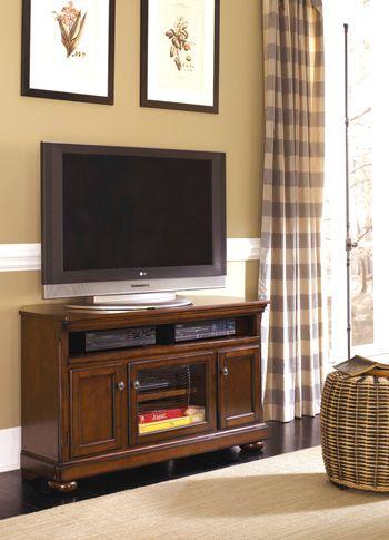 Millennium® By Ashley Medium TV Stand-W697-28